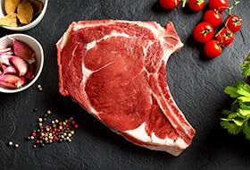 Rib Steak / Côte avec os